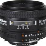 Nikon 50mm f/1.4 AF-D(100.000/24jam)
