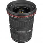 Canon EF 16-35mm f/2.8L II USM L (200.000/24jam)