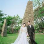 prewedding kebun bibit surabaya